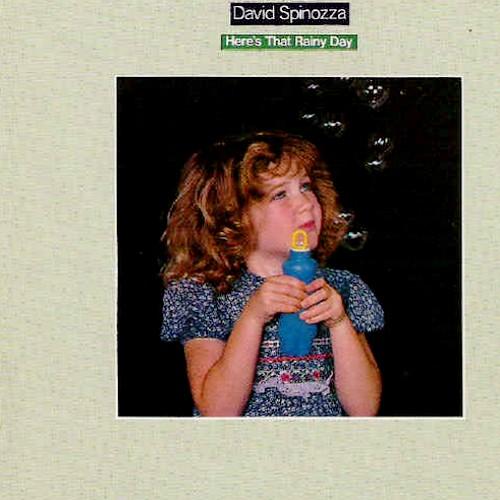 1983 David Spinozza – Here's That Rainy Day