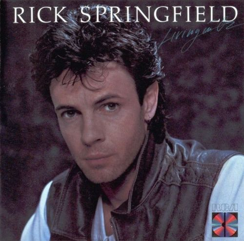 1983 Rick Springfield – Living In Oz