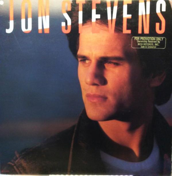 1982 Jon Stevens – Jon Stevens