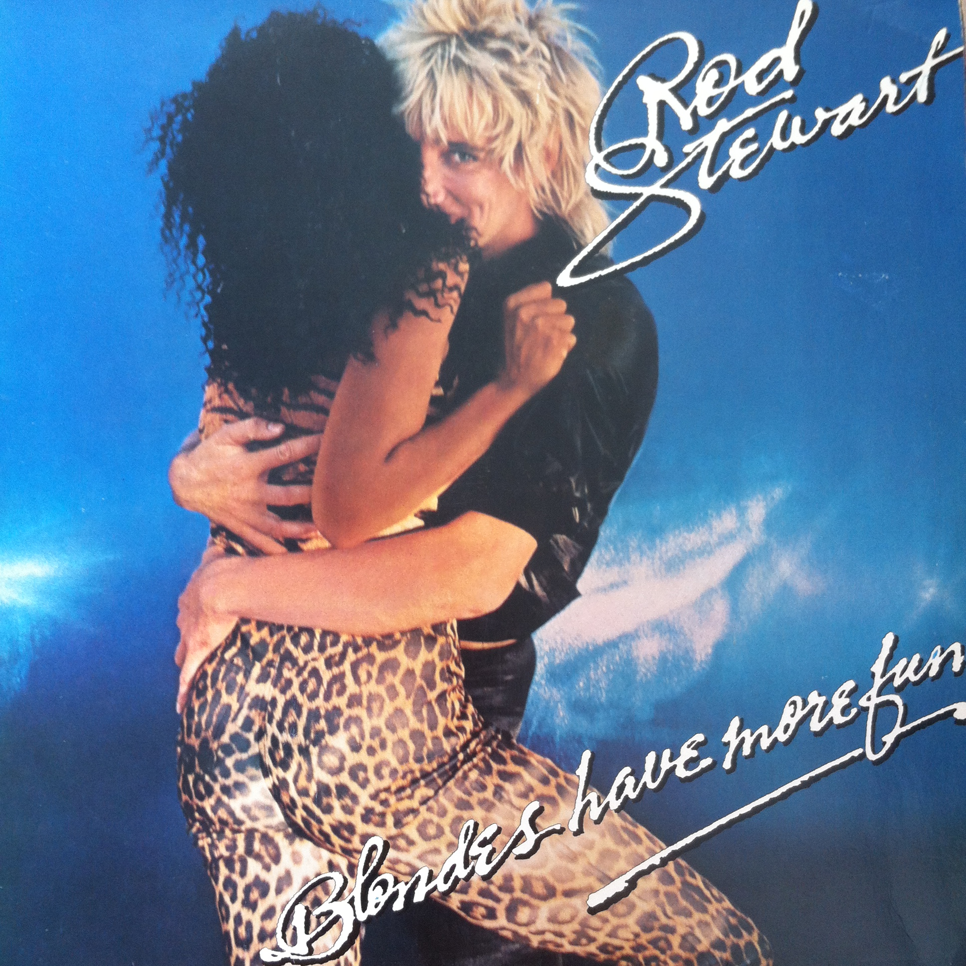 1978 Rod Stewart – Blondes Have More Fun