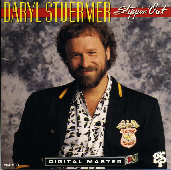 1988 Daryl Stuermer ‎– Steppin' Out