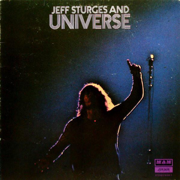 1971 Jeff Sturges – Jeff Sturges And Universe