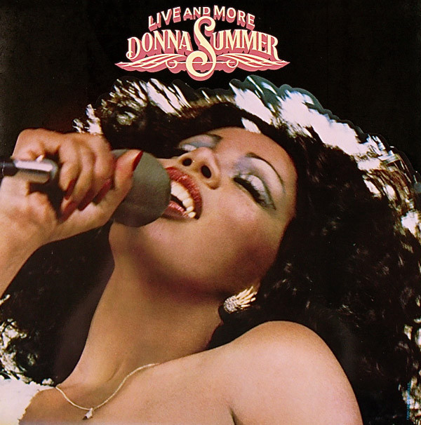 1978 Donna Summer – Live And More