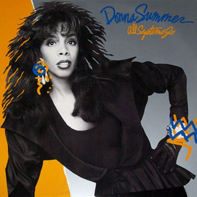 1987 Donna Summer – All Systems Go