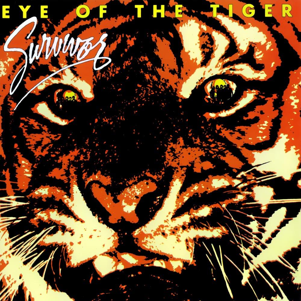1982 Survivor – Eye Of The Tiger