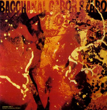 1968 Gabor Szabo – Bacchanal
