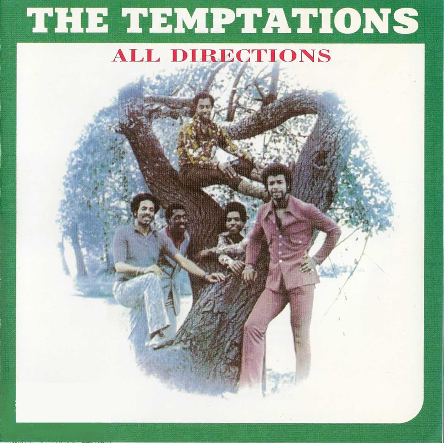 1972 The Temptations – All Directions