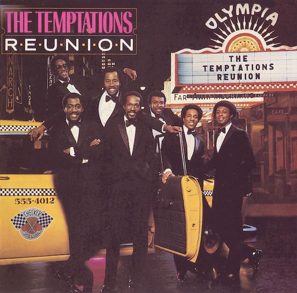 1982 The Temptations – Reunion