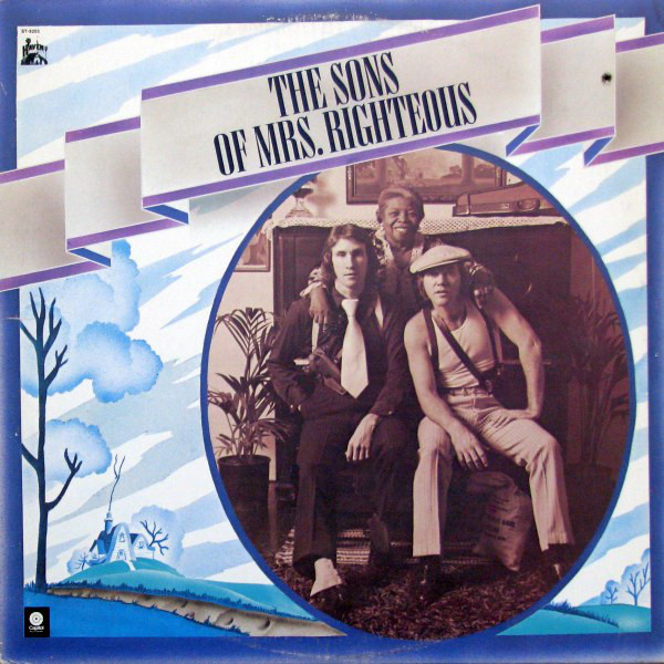 1975 The Righteous Brothers – The Sons Of Mrs. Righteous