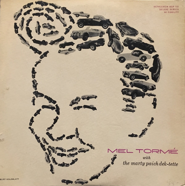 1956 Mel Torme – Mel Torme With The Marty Paich Dek-Tette
