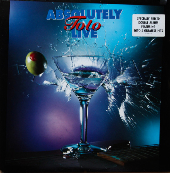 1993 Toto – Absolutely Live