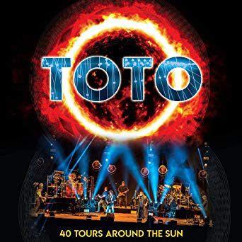 2019 Toto – 40 Tours Around The Sun