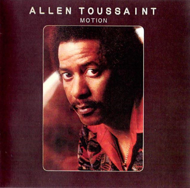 1978 Allen Toussaint – Motion