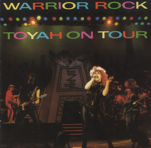 1982 Toyah – Warrior Rock (Live)