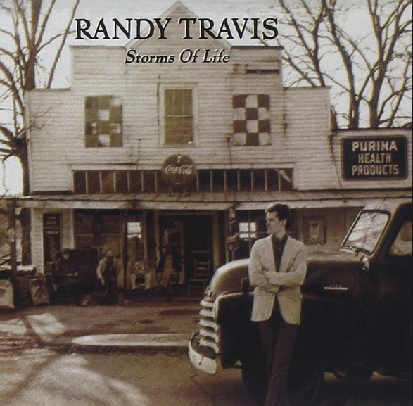 1986 Randy Travis – Storms Of Life