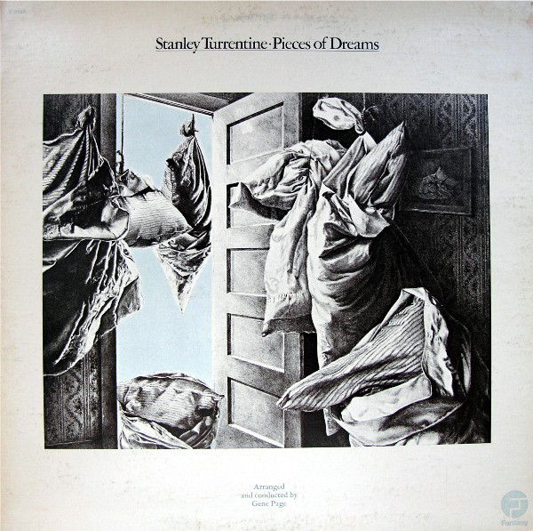 1974 Stanley Turrentine – Pieces Of Dreams
