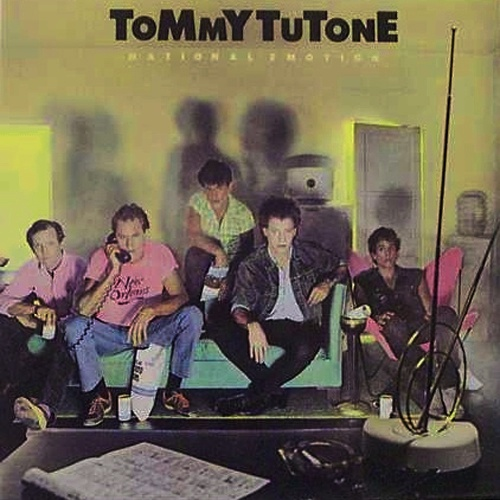 1983 Tommy Tutone – National Emotion