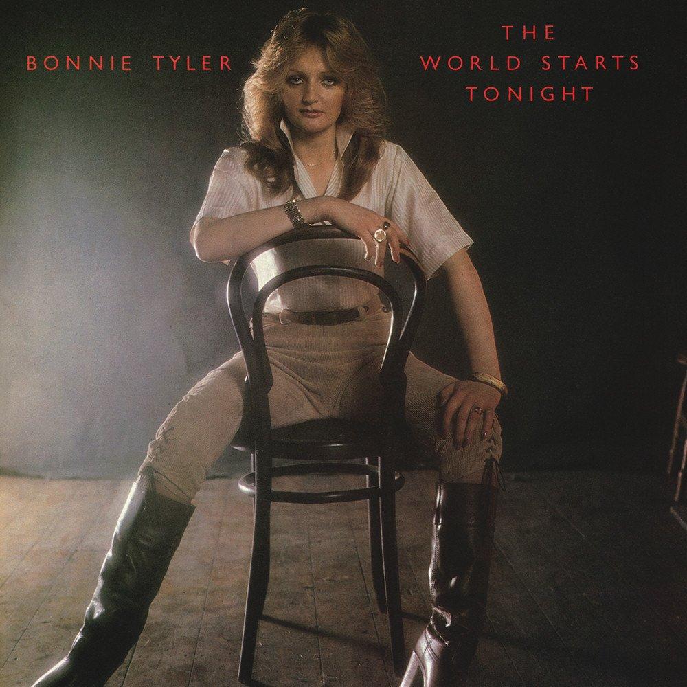 1977 Bonnie Tyler – The World Starts Tonight