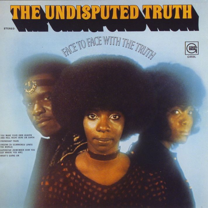 1971 The Undisputed Truth – Face To Face With The Truth
