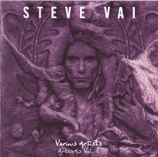 2005 Steve Vai – Various Artists – Archives Vol. 4