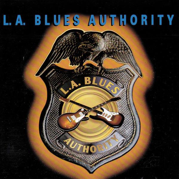1992 Various – L.A. Blues Authority