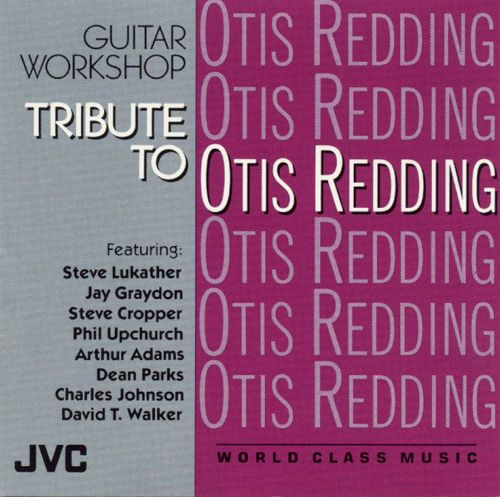 1989 Various – Tribute To Otis Redding
