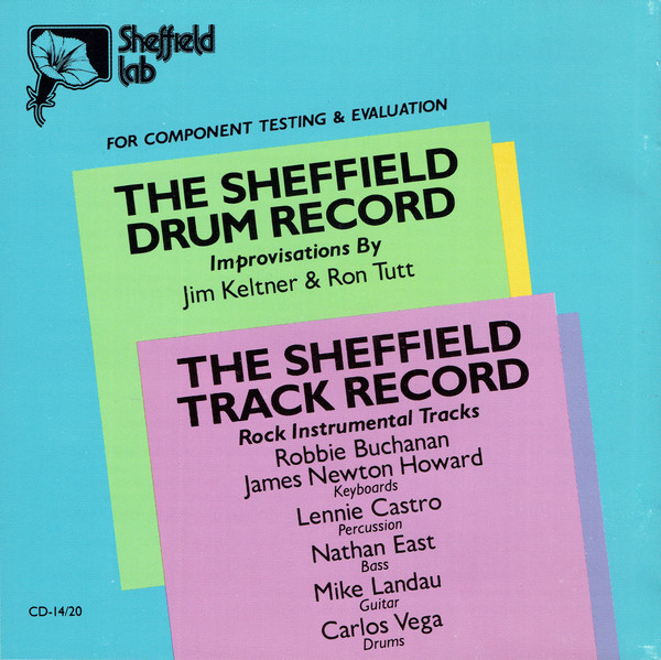 1982 Various – The Sheffield Track Record