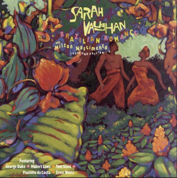 1987 Sarah Vaughan – Brazilian Romance