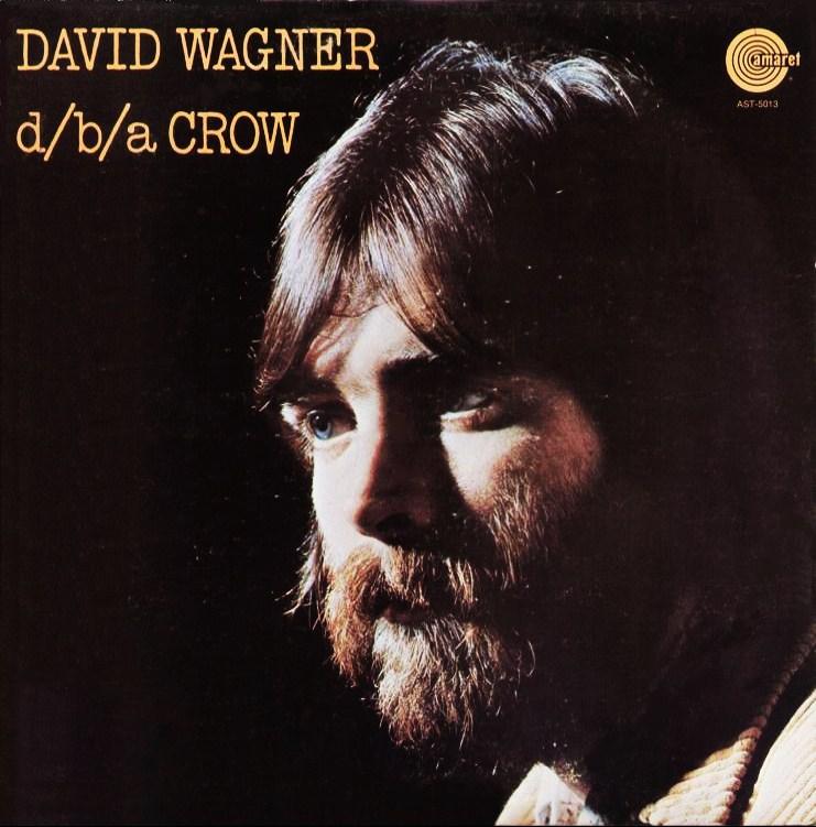 1972 David Wagner – D/B/A Crow