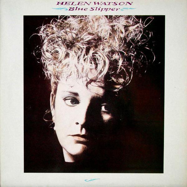 1987 Helen Watson – Blue Slipper