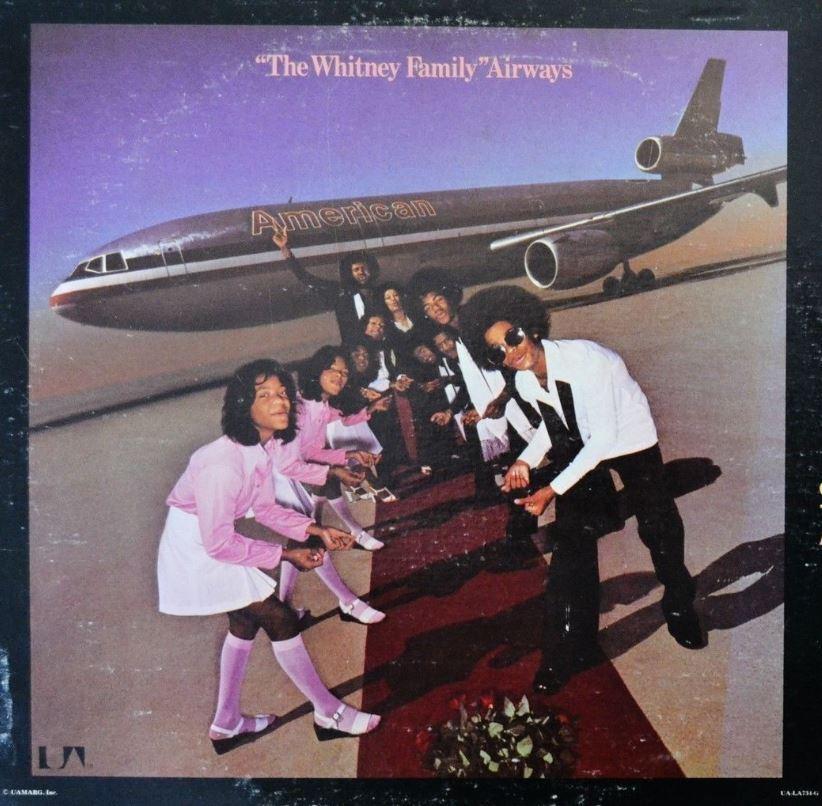 1977 The Whitney Family – Airways