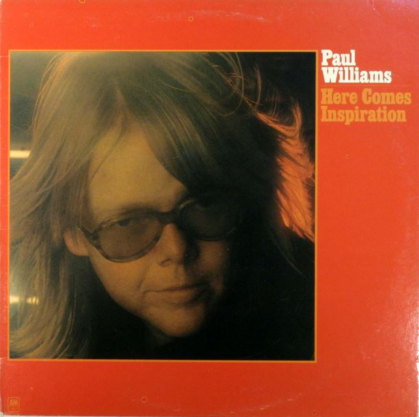 1974 Paul Williams – Here Comes Inspiration