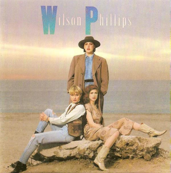 1990 Wilson Phillips – Wilson Phillips