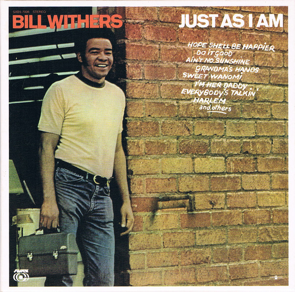 1971 Bill Withers – Just As I Am