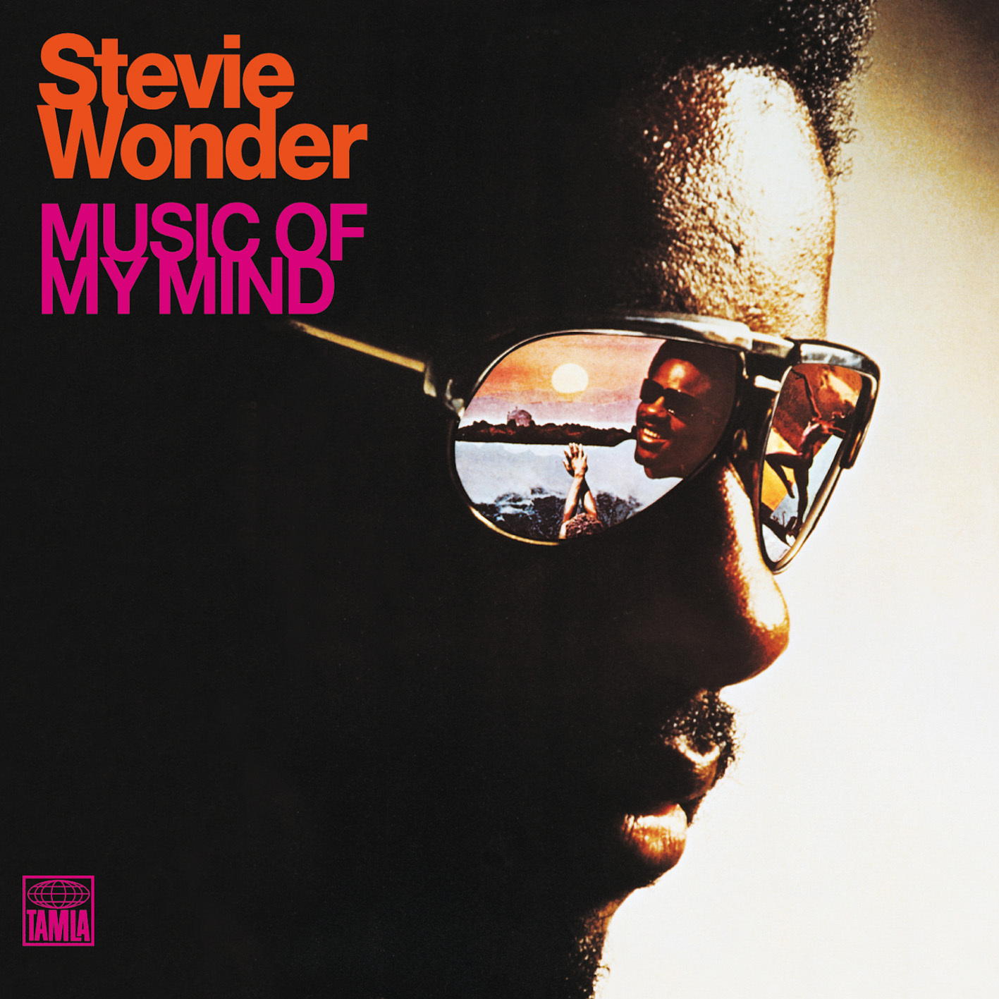 1972 Stevie Wonder – Music Of My Mind