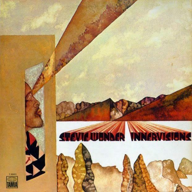 1973 Stevie Wonder – Innervisions