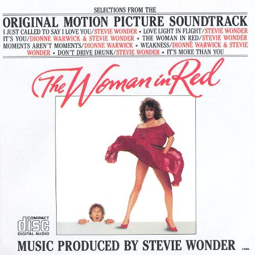 1984 Stevie Wonder – The Woman In Red