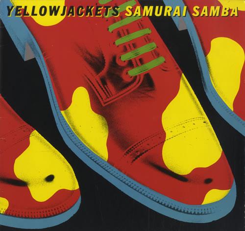 1985 Yellowjackets – Samurai Samba