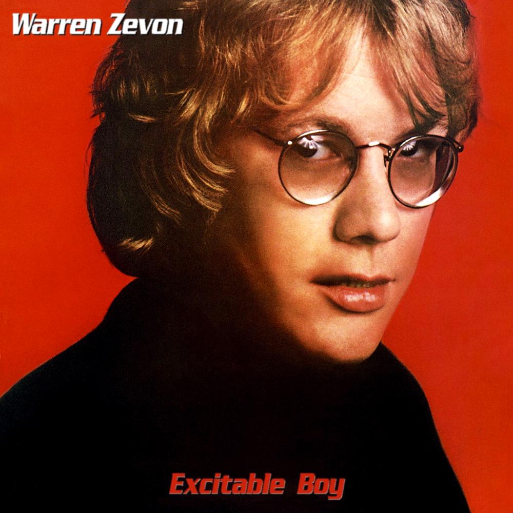 1978 Warren Zevon – Excitable Boy