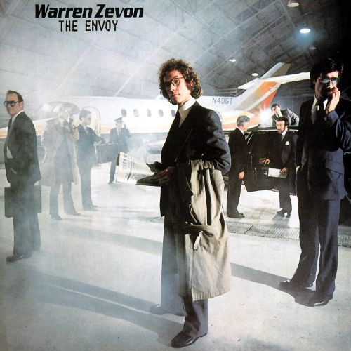 1982 Warren Zevon – The Envoy